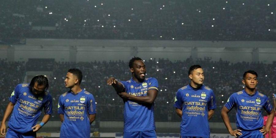Sejarah Hari Ini, Eks Bintang Liga Champions Cetak Gol Ketiganya untuk Persib Bandung