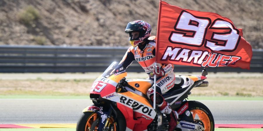 Marquez: Gelar Juara Dunia MotoGP 2017 Akan Ditentukan pada GP Valencia