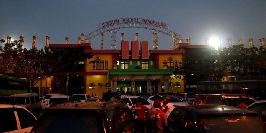 Duel Madura United Versus Bhayangkara FC di Piala Gubernur Jatim Berakhir  Sama Kuat