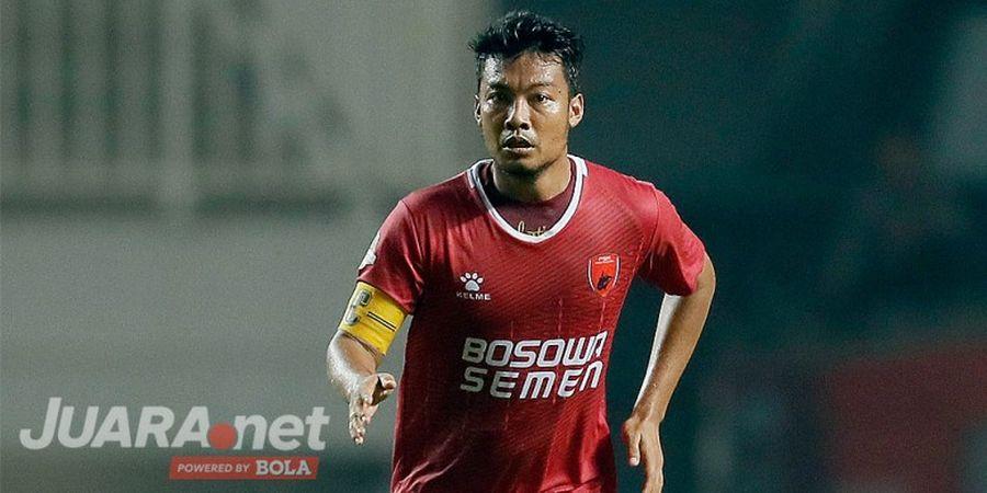 Akun Twitter Madura United Unggah Foto Hamka Hamzah, Ada Apa?