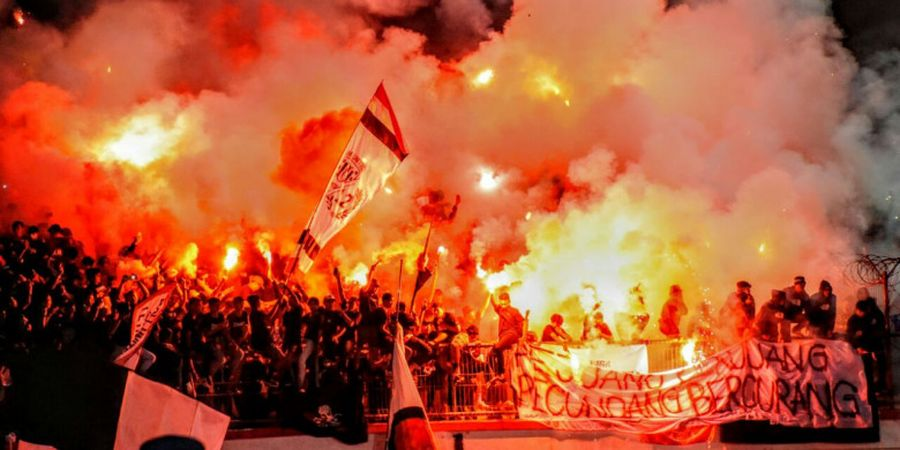 Bali United Vs Persija - Semeton Dewata Serukan Hindari Aksi Negatif