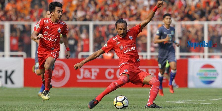 Bos Persija Pastikan Pemain Terbaik Liga 1 2018 Rohit Chand Bertahan