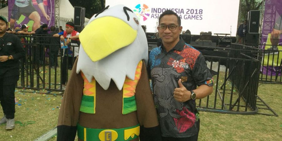 BREAKING NEWS - Mantan Atlet Renang Indonesia Lukman Niode Tutup Usia