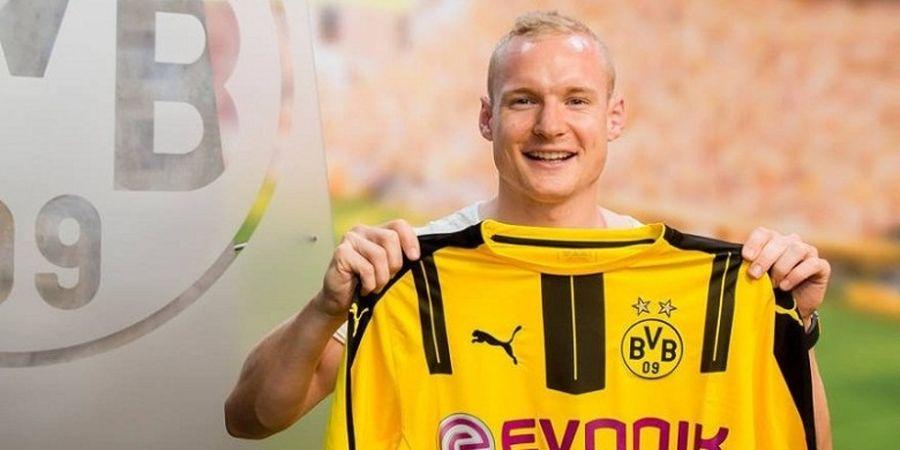 Gelandang Bayern Muenchen Resmi Bergabung ke Dortmund