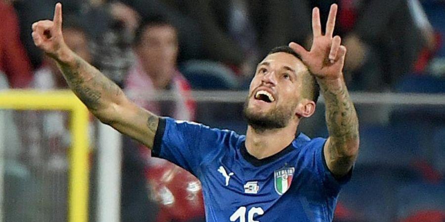 UEFA Nations League - Timnas Italia Masih Kangen Gol Striker