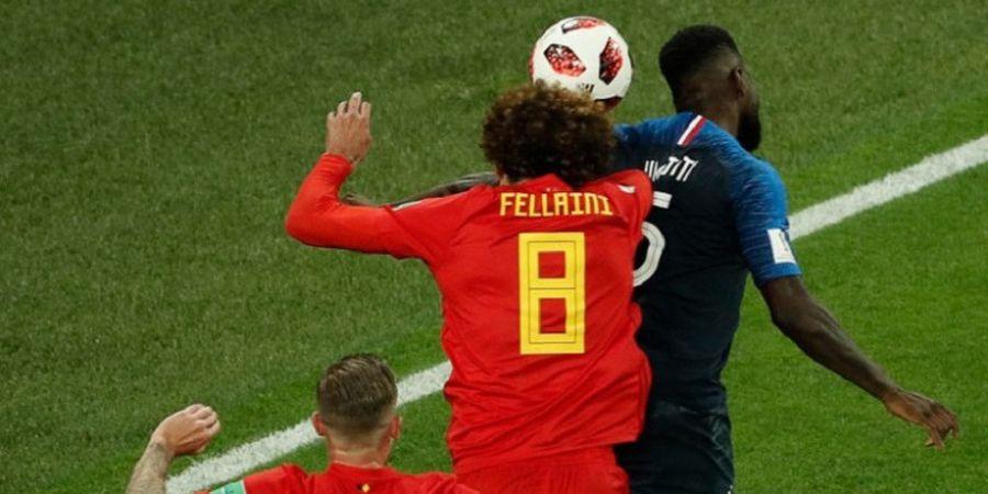 Ulangi Kejayaan 1998, Prancis Lolos ke Final Piala Dunia Berkat Seorang Bek