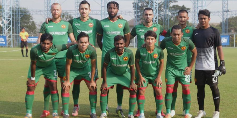 Tanpa Pilar asal Indonesia, Selangor FA Pakai Jasa Pemain Vietnam Kelahiran Ceko