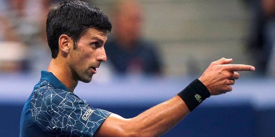 US Open 2018 - Ini Peringatan yang Diberikan Novak Djokovic Jelang Partai Final Melawan Juan Martin del Potro