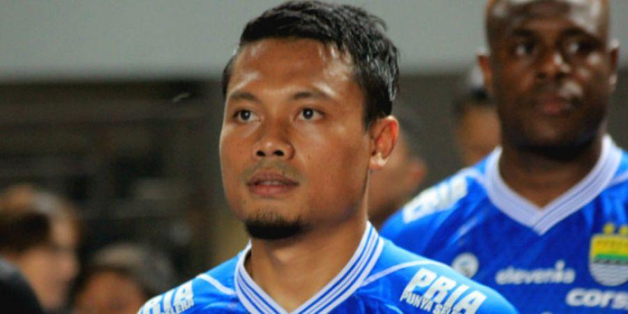 Dedi Kusnandar Meminta Maaf atas Kegagalan Persib di Piala Indonesia 2018