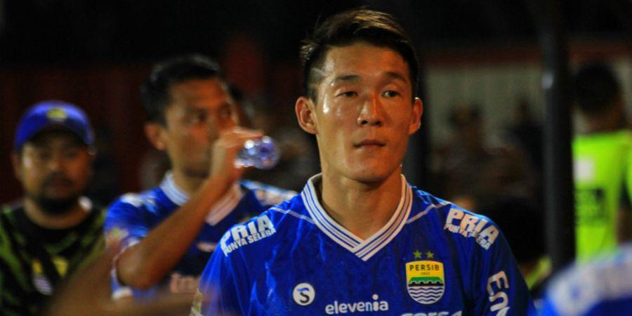 Gagal di Persib Bandung, Oh In-kyun Ingin Juara bersama Persipura