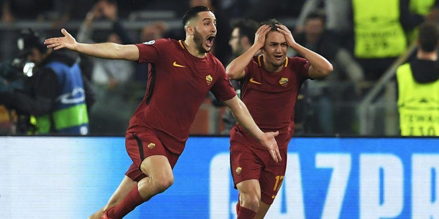 AC MilanDiganggu Juventus saat Nego dengan AS Roma soal Kostas Manolas