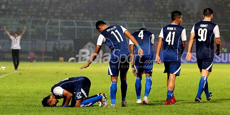 Ingin Rombak Pemain Asing Arema FC, Sosok Ini Terdepan untuk Didepak