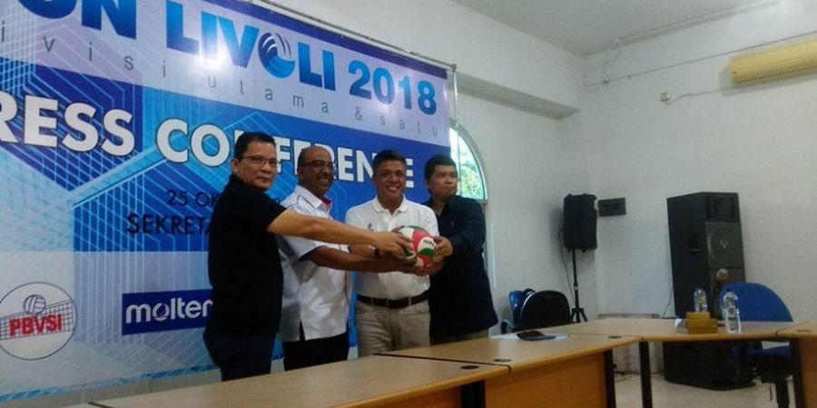PGN Livoli 2018 Akan Digelar pada Oktober dan November