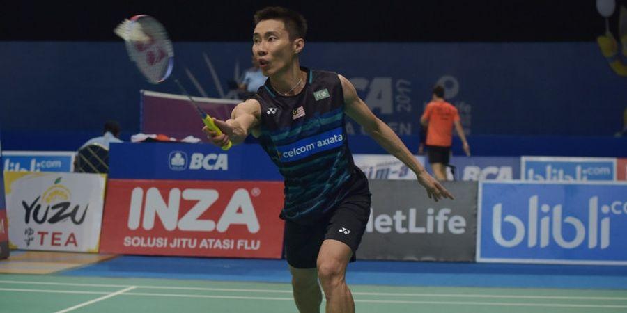 Lee Chong Wei Berpeluang Jumpai Chen Long pada Perempat Final Kejuaraan Dunia