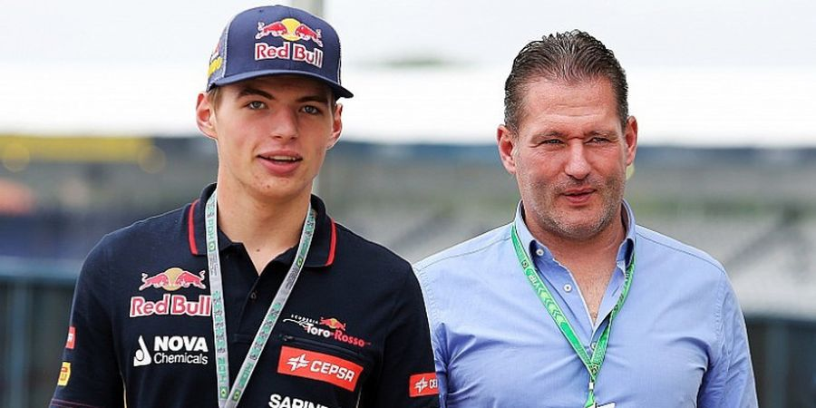 Ayah Max Verstappen Puji Penampilan Apik Sang Putra pada F1 2019