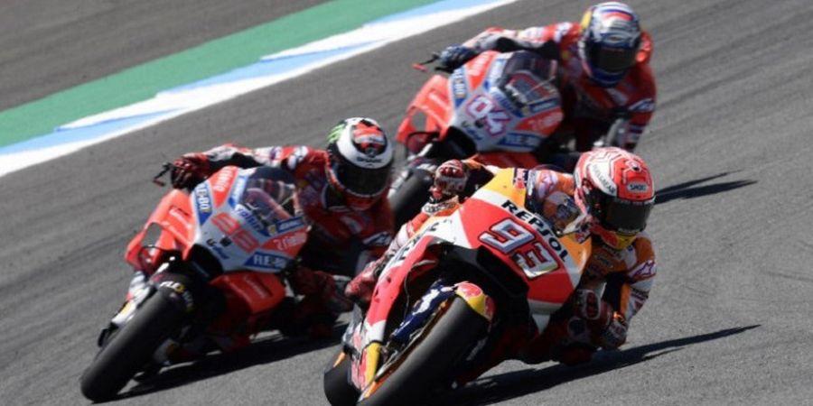 MotoGP Spanyol 2018 - Terlibat Insiden, Dani Pedrosa Layangkan Kritik untuk Race Director