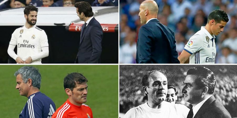 Perceraian Isco-Solari di Real Madrid Pernah Dialami Iker Casillas hingga James Rodriguez