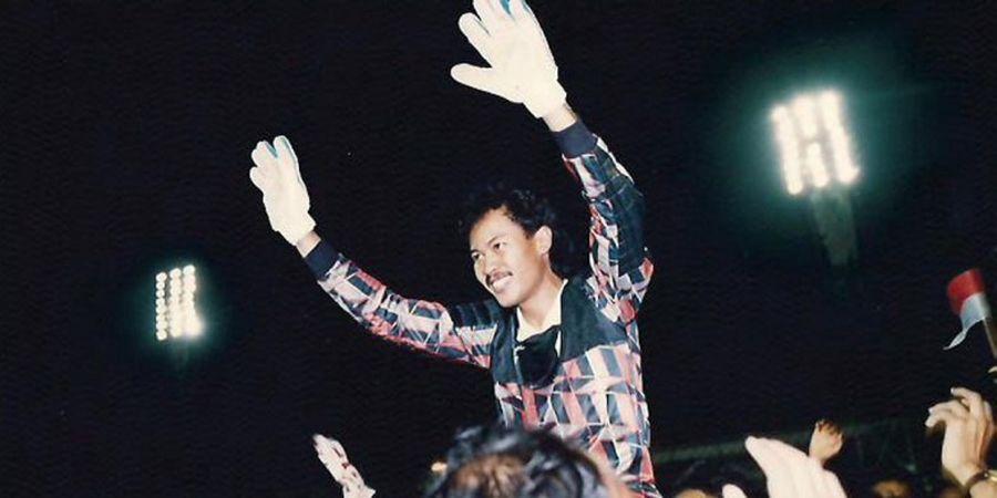 Kilas Balik Eddy Harto Ketika Jadi Pahlawan Timnas Indonesia di SEA Games 1991