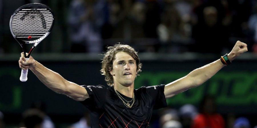 Australian Open 2019 - Lolos ke Babak Kedua, Alexander Zverev Mengaku Cederanya Mulai Membaik