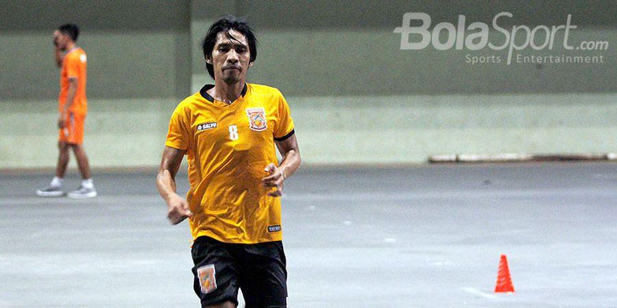 Borneo FC Resmi Berpisah dengan Syamsul Chaeruddin karena Dua Alasan