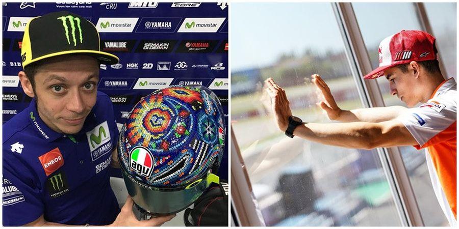 Carlo Pernat Sebut Race Director adalah Budak Valentino Rossi dan Marc Marquez