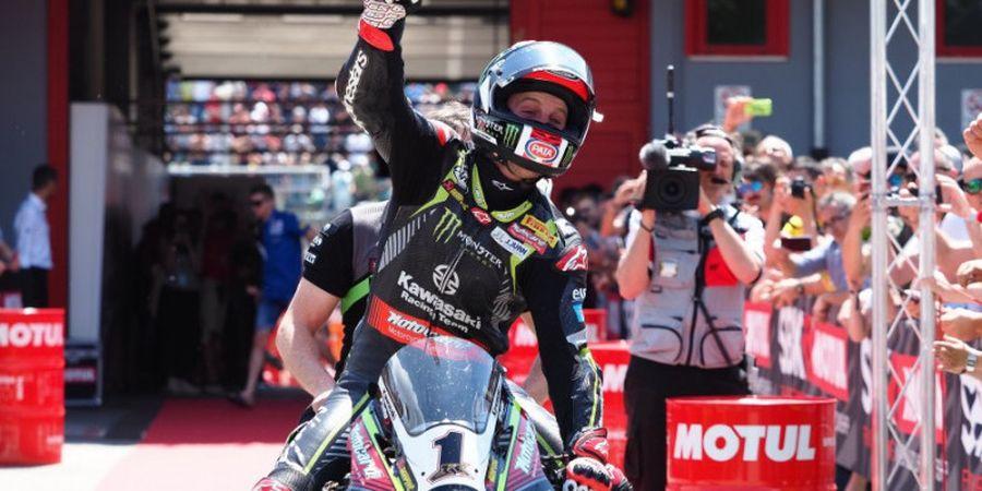Bos Ducati Ungkap Alasan Jonathan Rea Tak Pindah ke MotoGP