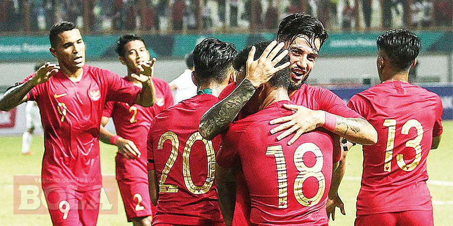 Penjelasan PSSI Soal Timnas Indonesia Didominasi Skuat Asian Games