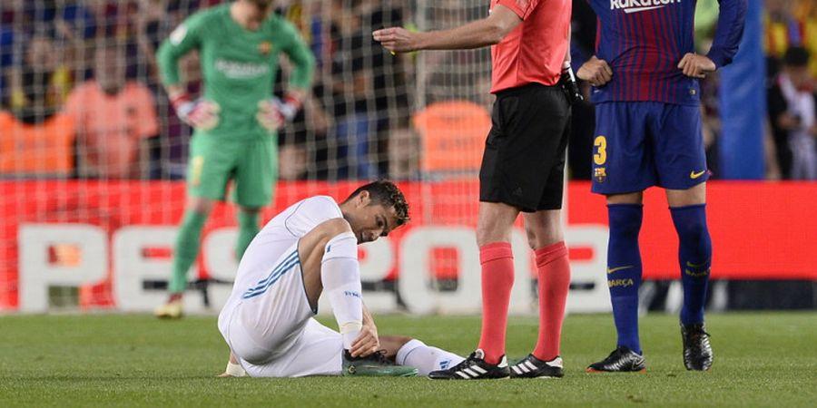 Memori Buruk Cristiano Ronaldo dengan Cedera Engkel yang Pernah Hantui Kariernya, Apakah Terulang Kembali?