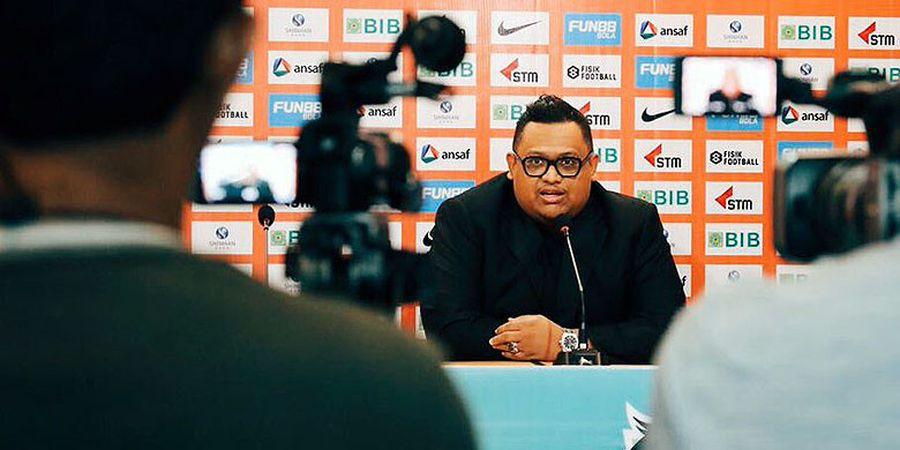 Borneo FC Berhenti Berburu Pemain untuk Liga 1 2019