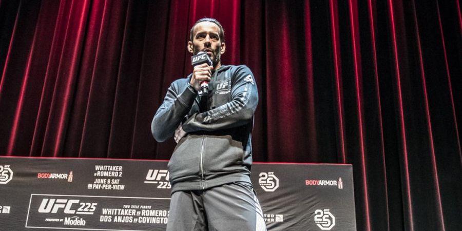 Jadwal UFC 225 - Selain Romero Vs Whittaker Jilid II, Mantan Pegulat WWE Juga Bakal Semarakkan Duel di Chicago