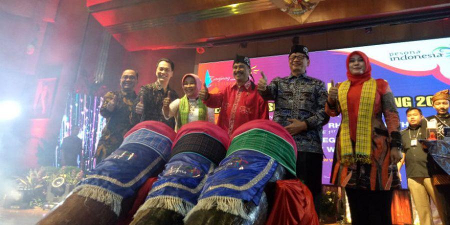 Tanjung Lesung Bakal Jadi Panggung Cross Triathlon Pertama di Indonesia