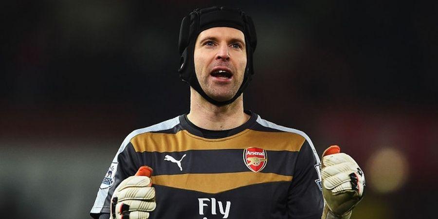 Petr Cech Lebih Santai di Februari
