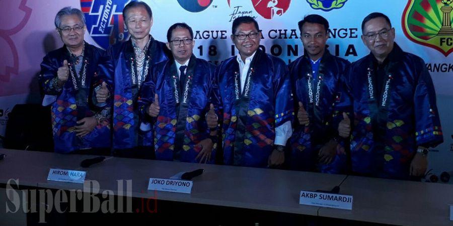 J-League Bakal Boyong Pemain Indonesia ke Jepang
