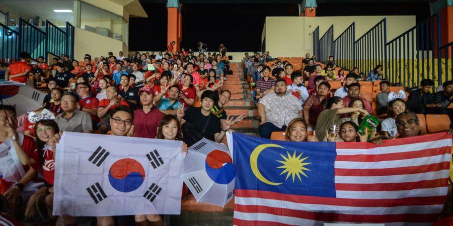 Takluk dari Malaysia, Begini Alasan Pelatih Timnas U-23 Korea Selatan