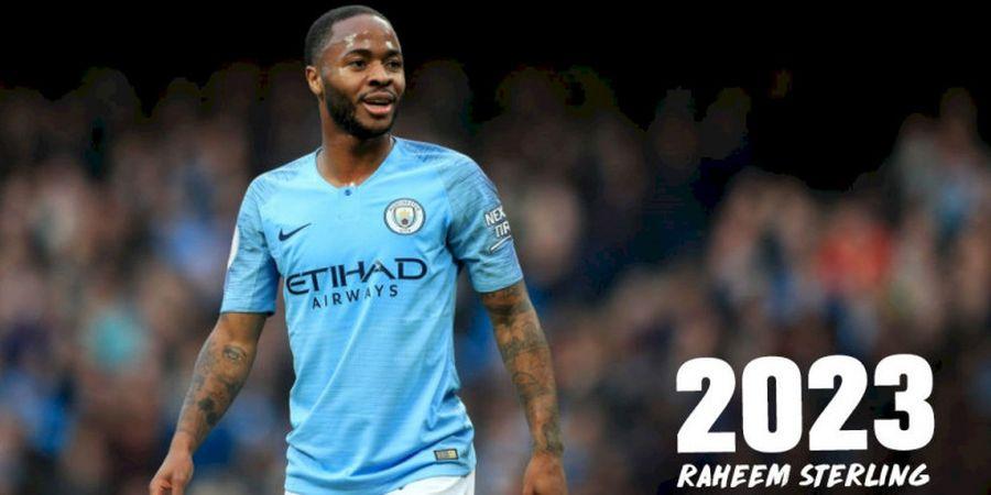Saran Pep Guardiola untuk Perkembangan Raheem Sterling di Manchester City