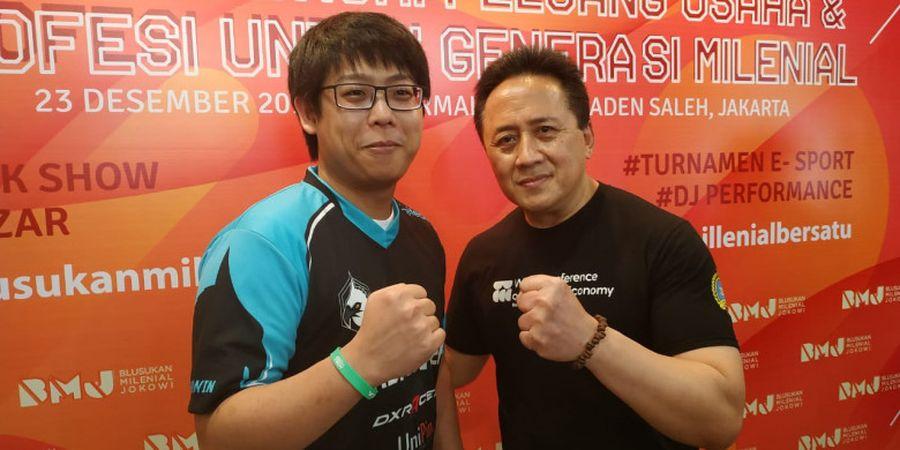Indonesia Berpeluang di Nomor Mobile Legend, AOV, dan Tekken 7 pada E-sports SEA Games 2019