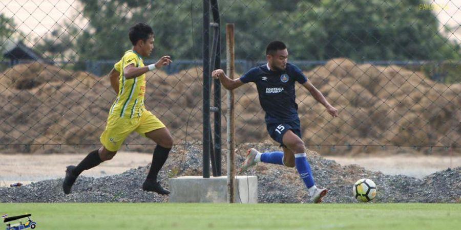 Saddil Ramdani Bakal Jadi Pelayan Eks Pemain Liga Prancis di Pahang FA