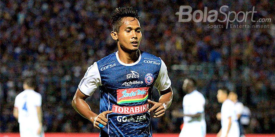 Umur Sudah Tidak Lagi Muda, Hendro Siswanto Berencana Bertahan di Arema FC sampai Pensiun