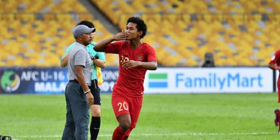 Fakhri Husaini Kenang Memori Kalahkan Iran Bersama Timnas U-16 Indonesia