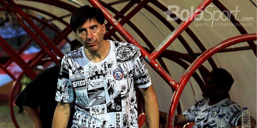 Milan Petrovic Masih Rindu Indonesia Setelah Tak Lagi bersama Arema FC