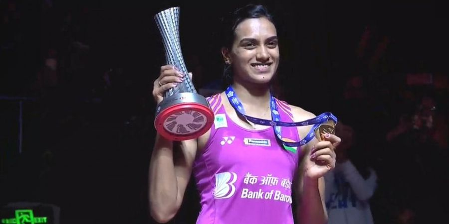 PV Sindhu Ingin Bungkam Kritik soal Spesialis Runner-up Setelah Juarai  BWF World Tour Finals