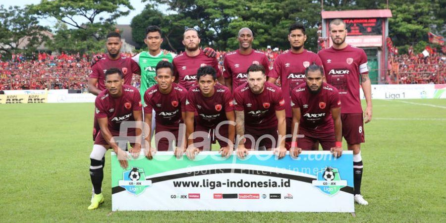 PSM Makassar Ungguli Home United pada Babak Pertama Laga di Piala AFC 2019