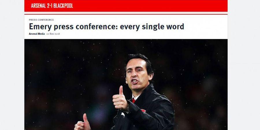 Satu Hal yang Diinginkan Unai Emery Sebelum Aaron Ramsey Pergi ke Juventus