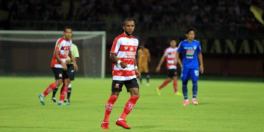 Lawan Persebaya di Piala Indonesia 2018, 4 Pemain Madura United Absen
