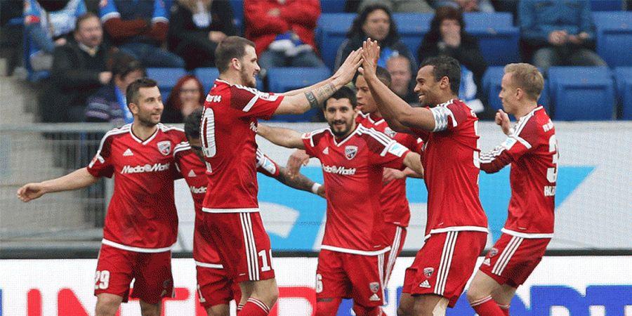 Peragaan Naluri Bertahan Hidup Ingolstadt di Liga Jerman