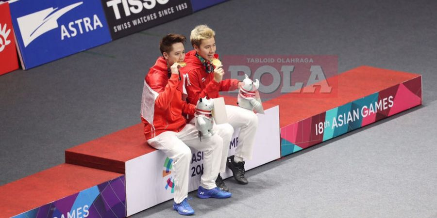 Indonesia Pasti Finis 5 Besar di Asian Games 2018