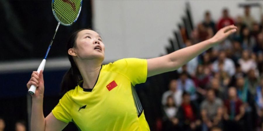 Li Xuerui Hanya Butuh 16 Menit untuk Menangi Babak Pertama Canada Open 2018