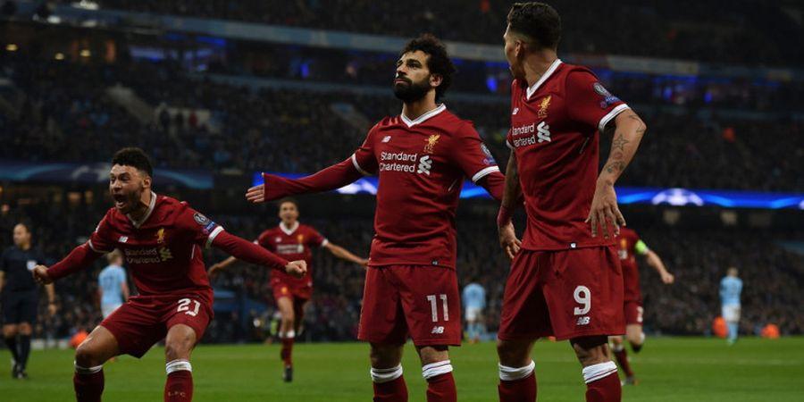 Liga Inggris -  Andy Robertson: Liverpool Bakal Gebuk Manchester City dengan Bermain Ofensif