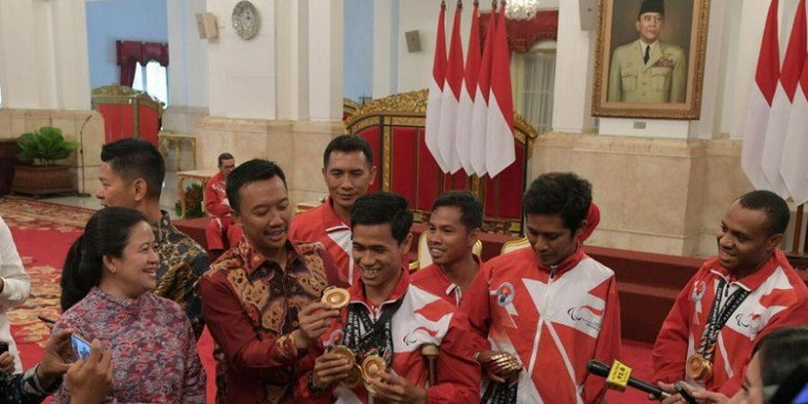 Peraih Medali Emas SEA Games 2017 Dapat Bonus Rp 200 Juta dari Pemerintah