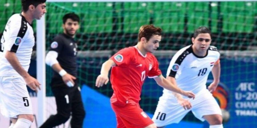 Tekuk Irak, Iran Juara AFC U-20 Futsal Championship Edisi Perdana